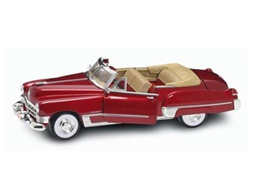 Cadillac: Coupe de Ville (1949) - Vinho - 1:18