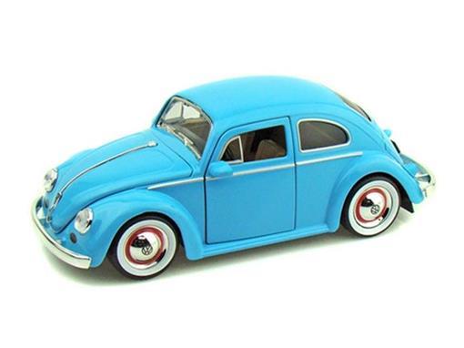 Volkswagen: Beetle (Fusca) 1959 - Showroom Floor - 1:24