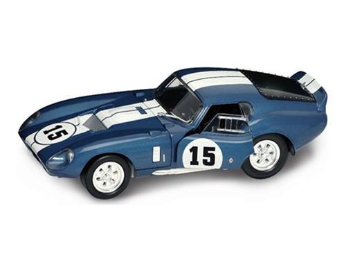 Ford: Shelby Cobra Daytona Coupe (1965) - 1:18