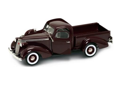 Studebaker: Coupe Express Pickup (1937) - Borgonha - 1:18 - Yat Ming