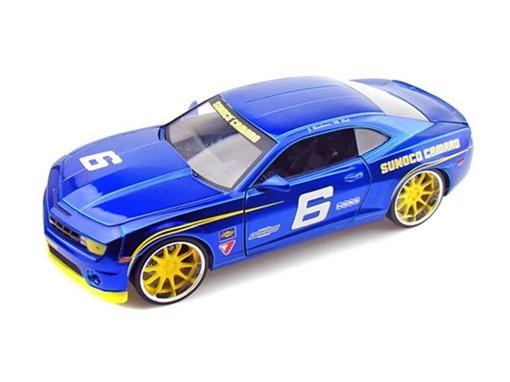 Chevrolet: Camaro SS (2010) - Azul - 1:24
