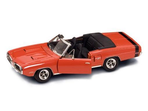 Dodge: Coronet R/T (1970) - Laranja - 1:18