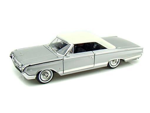 Ford: Mercury Marauder (1964) - Prata - 1:18