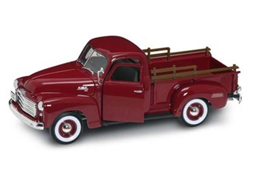 GMC: Pickup (1950) - Vinho - 1:18