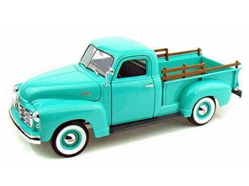 GMC: Pick Up (1950) - Verde - 1:18