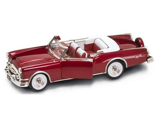 Packard: Caribbean (1953) - Vermelho - 1:18 - Yat Ming