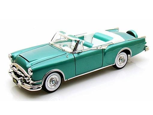 Packard: Caribbean (1953) - Verde - 1:18 - Yat Ming