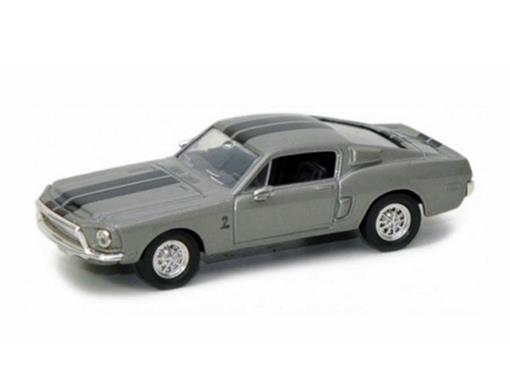 Ford: Shelby GT 500-KR (1968) - Grafite - 1:43