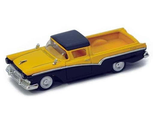 Ford: Ranchero (1957) - Amarelo - 1:43