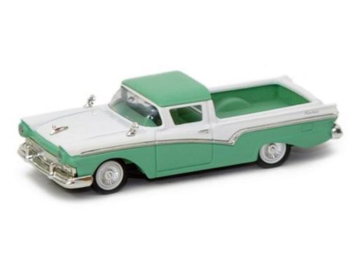 Ford: Ranchero (1957) - Verde - 1:43