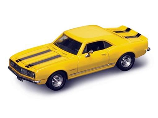 Chevrolet: Camaro Z-28 (1967) - Amarelo - 1:43