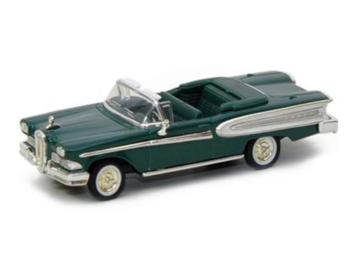 Edsel: Citation (1958) - Verde - 1:43