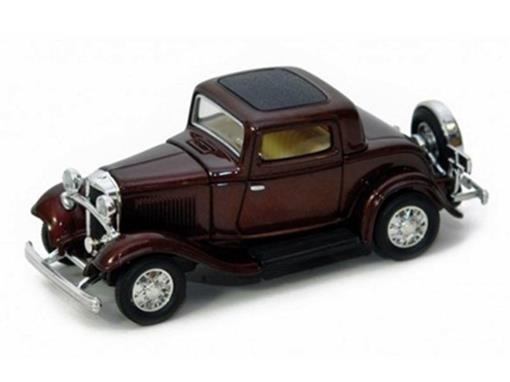 Ford: 3-Window Coupe (1932) - 1:43