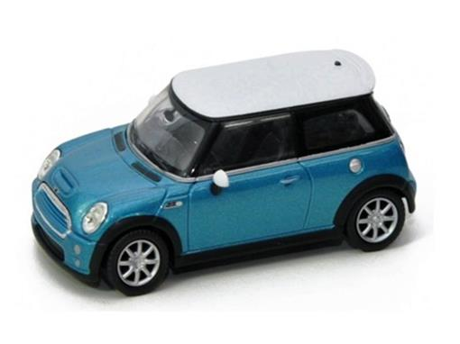 Mini Cooper: S - Azul - 1:43
