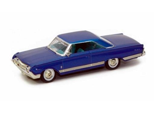 Ford: Mercury Marauder (1964) - Azul - 1:43