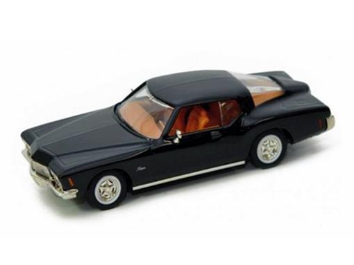 Buick: Riviera GS (1971) - Preto - 1:43