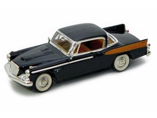 Studebaker: Golden Hawk (1958) - Preto - 1:43