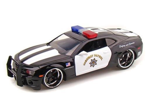 Chevrolet: Camaro (2010) - Policia - 1:24
