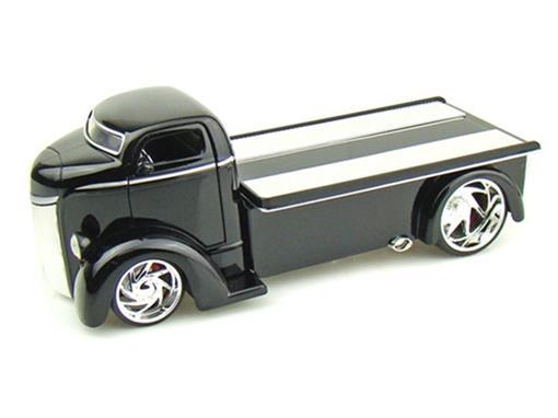 Ford: COE (1947) - Preto - 1:24
