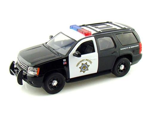 Chevrolet: Tahoe (2010) - Policia - 1:24