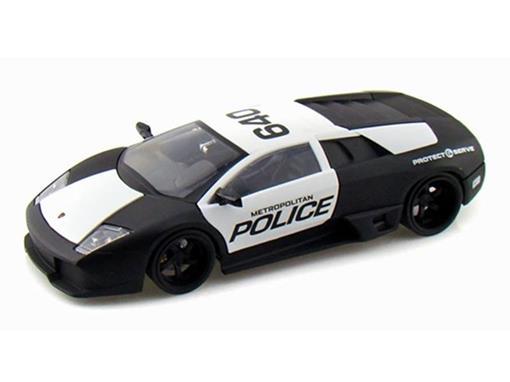 Lamborghini: Murcielago LP640 - Policia - 1:24