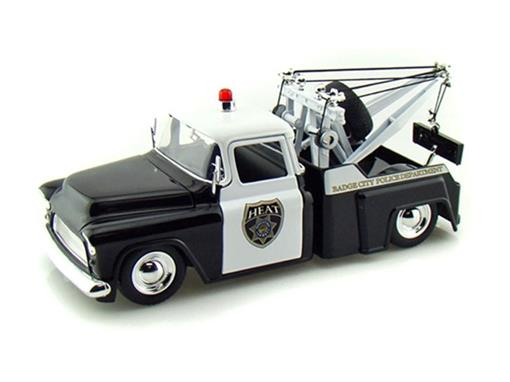Chevrolet: Stepside Tow Truck (1955) - 1:24