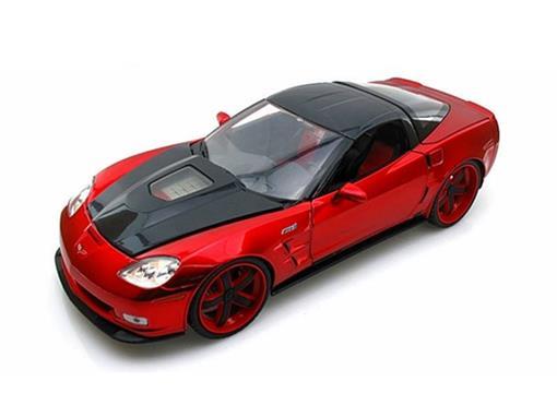 Chevrolet: Corvette ZR1 (2009) - Vermelho - 1:18