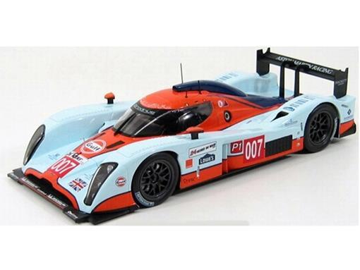 Aston Martin: Gulf LMP1 - Le Mans 2010 - 1:18