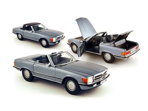 Mercedes-Benz: 300 SL Soft Top (1986) - 1:18