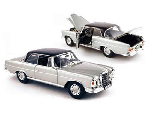 Mercedes-Benz: 280 SE Coupé (1969) - 1:18