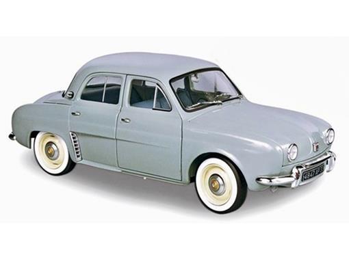 Renault: Dauphine (1958) - Azul - 1:18