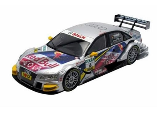 Audi: A4 #6 - Tomczyk - Red Bull (DTM 2009) -1:18