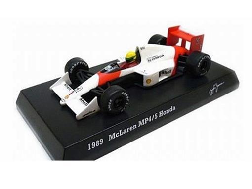 McLaren Honda: MP4/5 (1989) - Ayrton Senna - 1:64