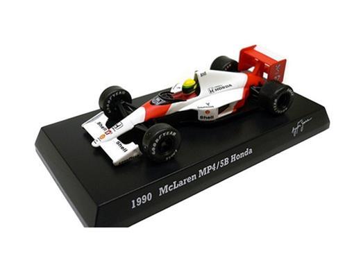 McLaren Honda: MP4/5B (1990) - Ayrton Senna - 1:64