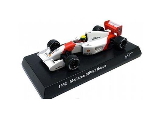 McLaren Honda: MP4/7 (1992) - Ayrton Senna - 1:64