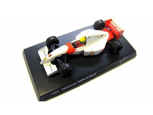 McLaren Ford: MP4/8 (1993) - Ayrton Senna - 1:64