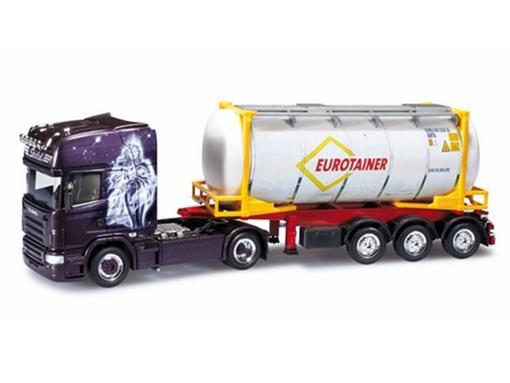 Scania: R TL - Tanque -