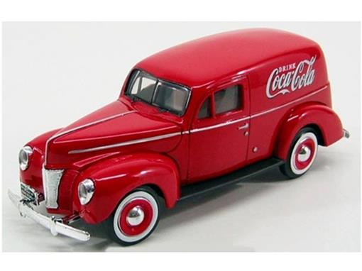 Ford: Sedan Delivery (1940) -