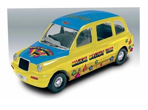 Taxi de Londres - The Beatles (Magical Mystery Tour) - 1:36