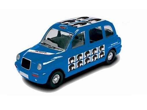 Taxi de Londres - The Beatles (A Hard Day's Night Album) - 1:36