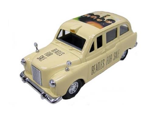 Taxi de Londres - The Beatles (Beatles For Sale Album) - 1:36