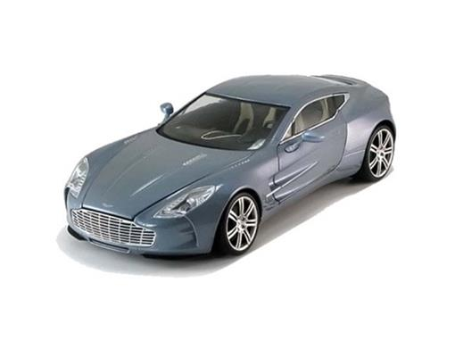 Aston Martin: One-77 - Grafite - 1:18