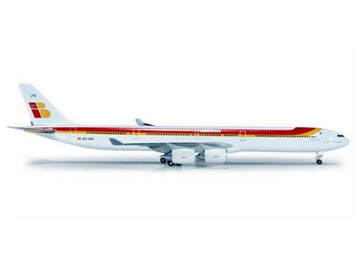 Iberia: Airbus A340-600 - Herpa - 1:400
