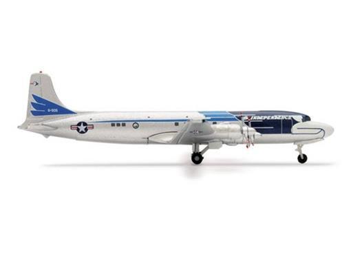 US Air Force: Douglas DC-6/VC-118