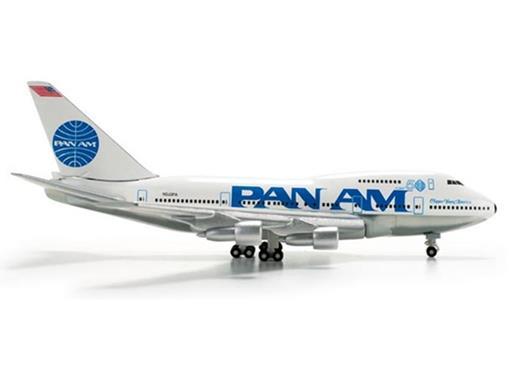 Pan Am: Boeing 747SP