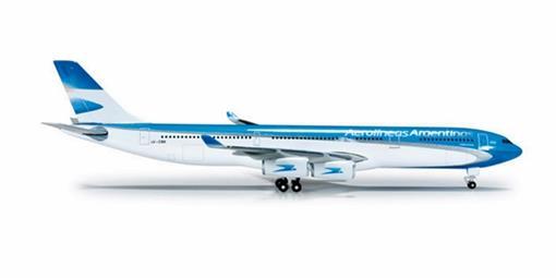 Aerolineas Argentinas: Airbus A340-300 - 1:500