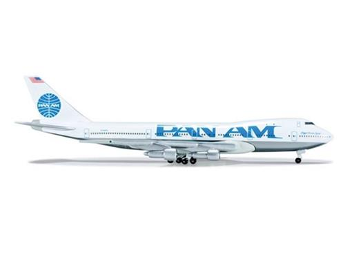 Pan Am: Boeing 747-100 - 1:500