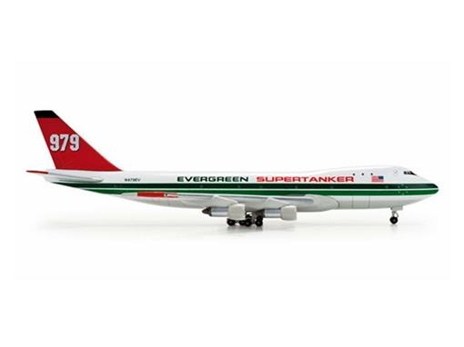 Evergreen Supertanker:  Boeing 747-100 - 1:500