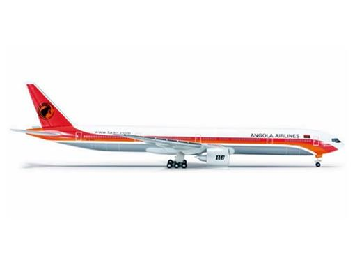 TAAG Angola Airlines: Boeing 777-300ER - 1:500