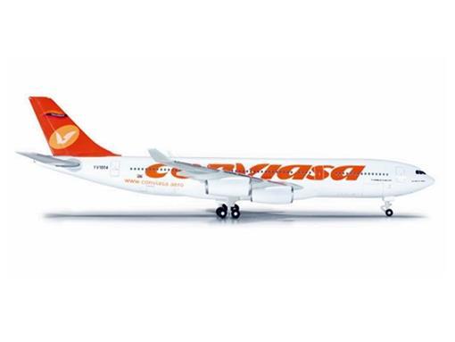 Conviasa: Airbus A340-200 - 1:500